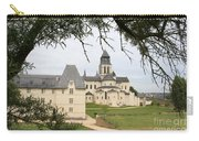 Cloister Fontevraud View - France Carry-all Pouch