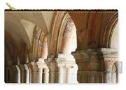 Cloister In Fontenay Abbey, France Carry-all Pouch