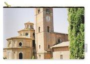 Cloister Monte Oliveto Maggiore Carry-all Pouch
