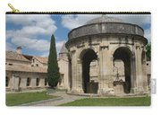 Cloister Of Saint John Chartreuse Du Val De Benediction Carry-all Pouch