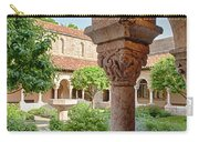 Cloisters Courtyard Carry-all Pouch