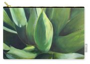Close Cactus II - Agave Carry-all Pouch