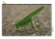 Close Encounter Of The Green Kind Carry-all Pouch