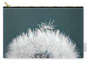 Close-up Dandelion Seeds, Prague, Czech Carry-all Pouch