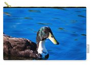 Close Up Duck Carry-all Pouch