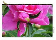 Close Up Flower Blooming Carry-all Pouch