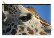 The Giraffe's Eye Carry-all Pouch