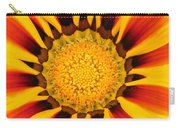 Close Up Marigold Carry-all Pouch