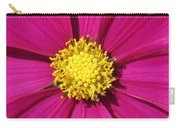 Close Up Of A Cosmos Flower Carry-all Pouch