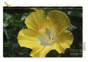 Close Up Of A Hibiscus...   # Carry-all Pouch