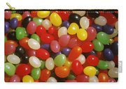 Close Up Of Jelly Beans Carry-all Pouch