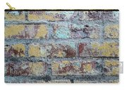 Close-up Of Old Brick Wall Carry-all Pouch