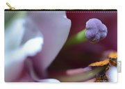 Close Up On A Lily Carry-all Pouch
