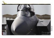 Close-up View Of A F-15c Eagle Carry-all Pouch