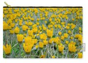 Closed Yellow Daisies Carry-all Pouch
