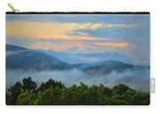 Closer To Heaven In The Blue Ridge Mountains Carry-all Pouch