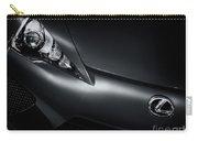 Closeup Of Lexus Lfa Car Carry-all Pouch