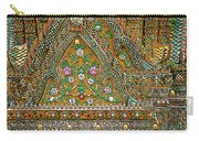 Closeup Of Temple Of The Dawn/wat Arun In Bangkok-thailand Carry-all Pouch
