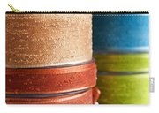 Cloth Ribbons Carry-all Pouch