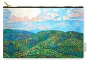 Cloud Dance On The Blue Ridge Carry-all Pouch