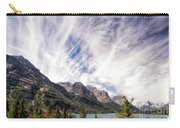 Cloud Formation At Saint Mary Lake Carry-all Pouch