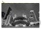 Cloud Gate And Skyline Carry-all Pouch