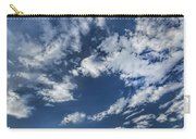 Cloud Puffs Carry-all Pouch