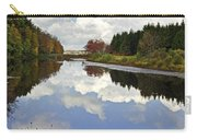 Autumn Lake Reflection Landscape Carry-all Pouch