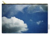 Cloud Shapes Carry-all Pouch