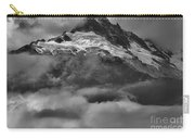 Cloud Smothered Peaks Carry-all Pouch