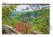 Cloudland Canyon State Park Georgia Carry-all Pouch