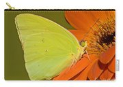 Cloudless Sulphur Butterfly Carry-all Pouch