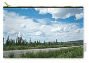 Clouds Above Taylor Highway To Chicken-ak Carry-all Pouch