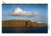 Clouds And Cliffs Carry-all Pouch