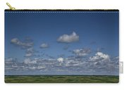 Clouds And Landscape In Alberta Canada Carry-all Pouch