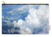 Clouds And Rainbow Carry-all Pouch