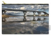 Clouds And Reflections Over Lake Champlain Carry-all Pouch