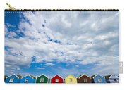 Clouds And Sheds Carry-all Pouch