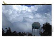 Clouds Around The Water Tower Carry-all Pouch