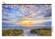 Clouds At Dawn Carry-all Pouch