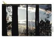 Clouds At Dusk Carry-all Pouch