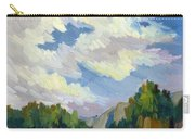 Clouds At Thousand Palms Carry-all Pouch