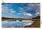 Clouds Flying Clouds Floating Carry-all Pouch