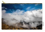 Clouds In Haleakala Carry-all Pouch