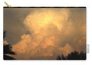 Clouds In The Evening II Carry-all Pouch