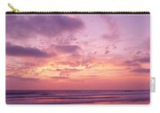 Clouds In The Sky At Sunset, Pacific Carry-all Pouch
