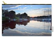Clouds In The Water Carry-all Pouch