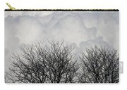 Clouds Named Cotton Carry-all Pouch