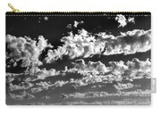 Clouds Of Freycinet Bw Carry-all Pouch