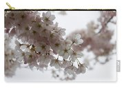 Clouds Of Soft Pink Blossoms - A Tribute To Spring Carry-all Pouch